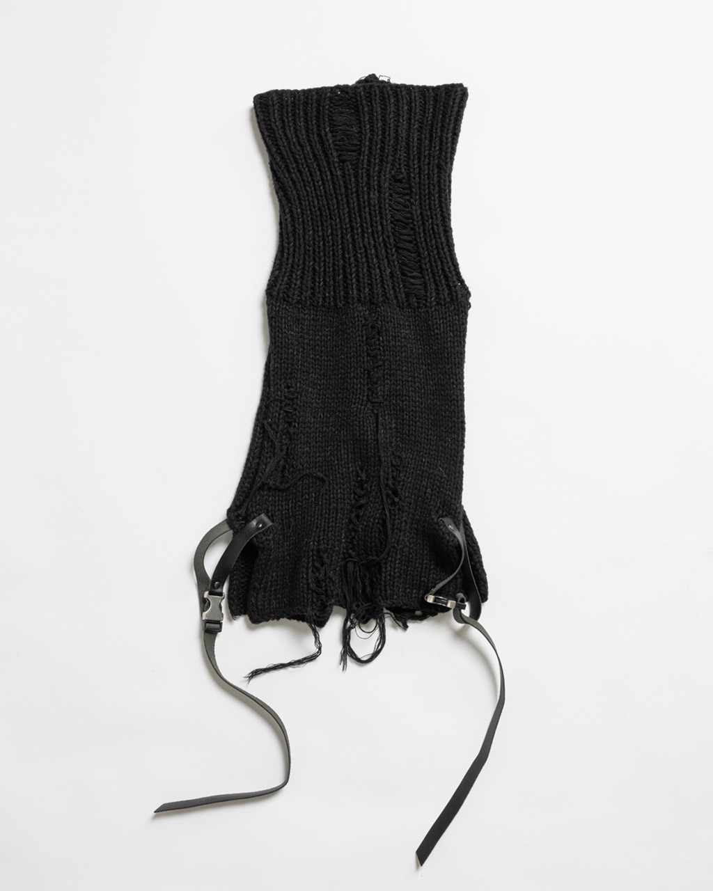 21AW DUE-Ⅲ-040-ACC-BLK Neck Warmer