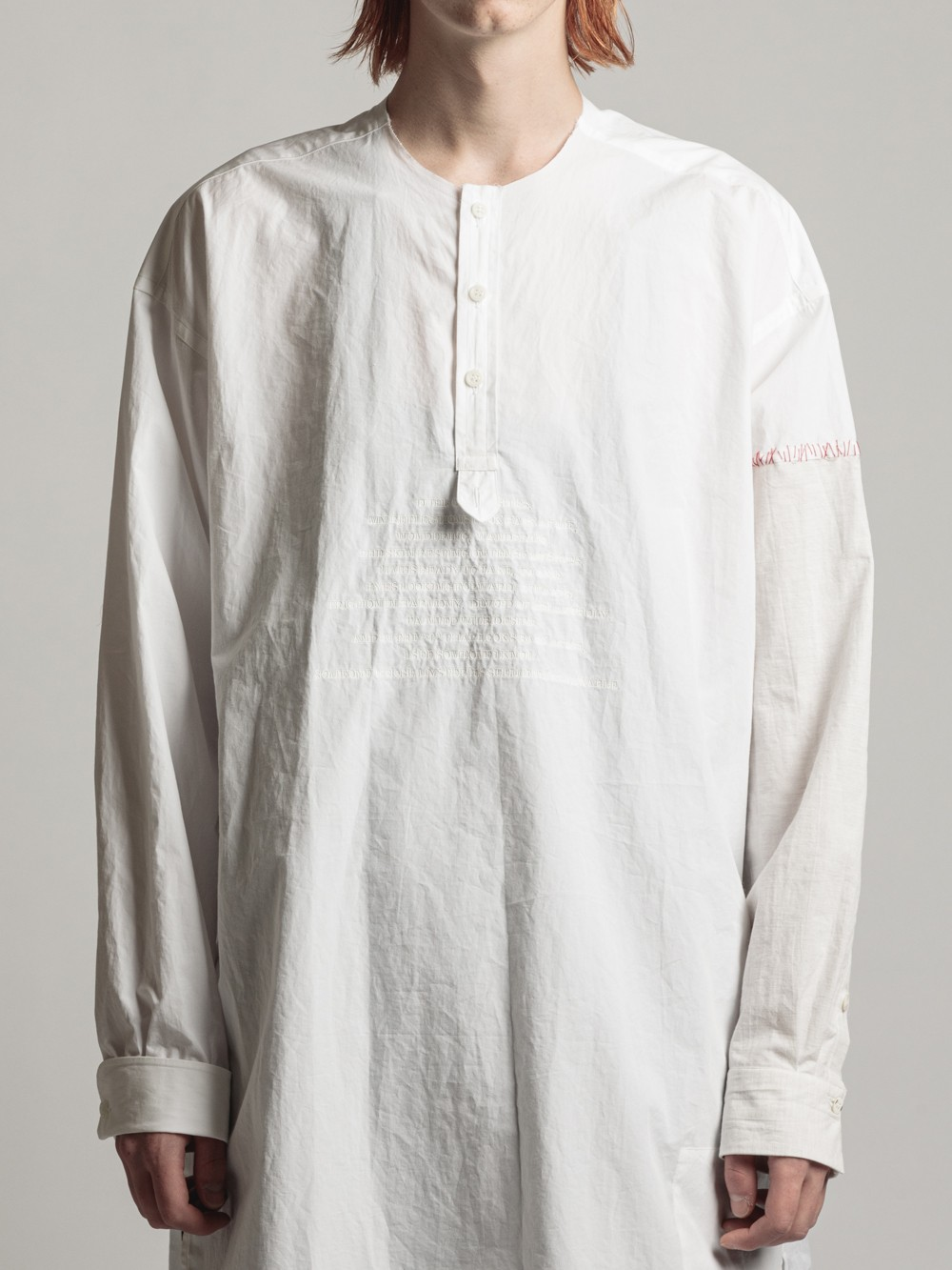 PULL-OVER EMBROIDERY SHIRTS