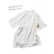 paneled t-shirts-White-1